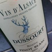 Dussourt Alsace Pinot Blanc